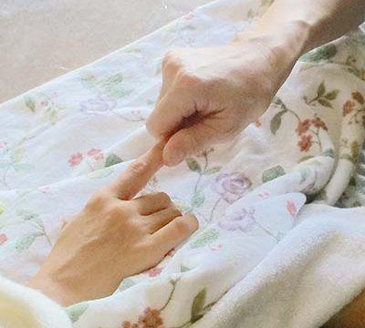 手の花まるタッチ